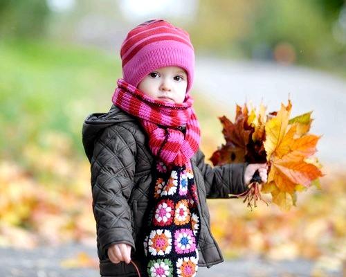 Фото - Як одягати дитину восени