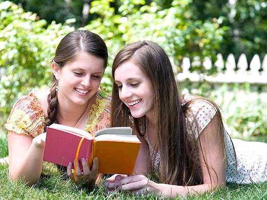 Фото - Що почитати дівчині?