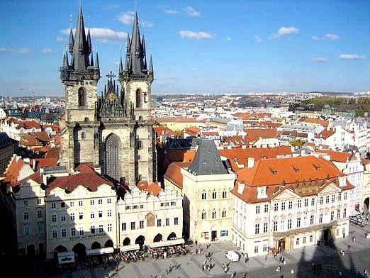Фото - Що подивитися в Празі?