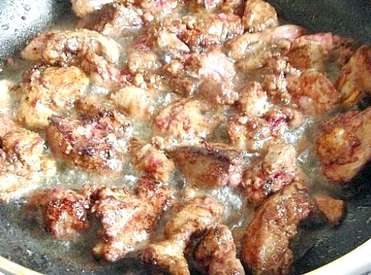 Фото - Що приготувати з курячої печінки?