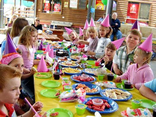 Фото - Що приготувати на дитячий день народження?