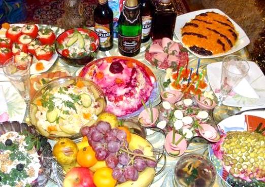 Фото - Що приготувати на новорічний стіл?