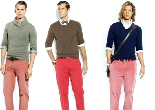Фото - Що з чим носити чоловікам?