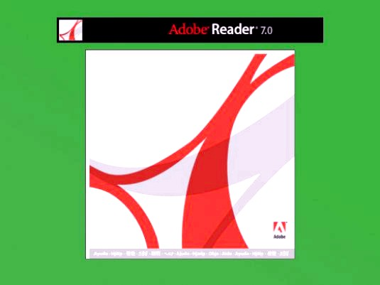 Фото - Що таке adobe reader?