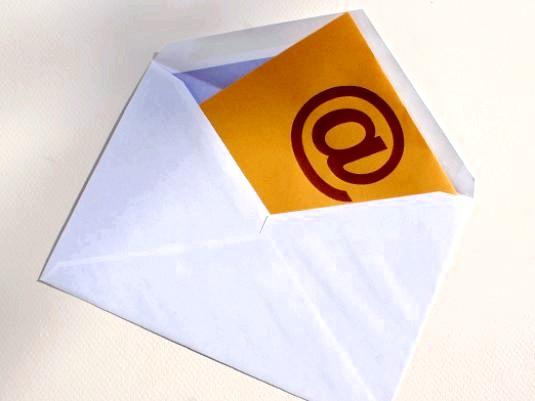 Фото - Що таке e-mail?