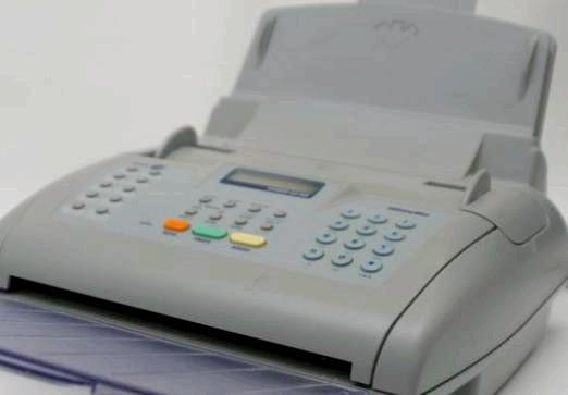 Фото - Що таке факс?