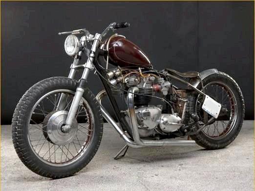 Фото - Що таке мотоцикл?
