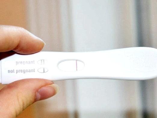 Фото - Я вагітна, а тест негативний ...
